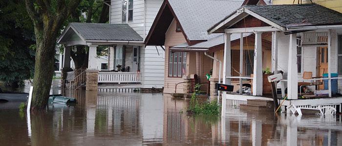 flood damage repair